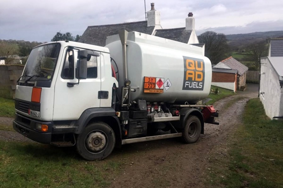 Quad Fuels Domestic Heating Oil