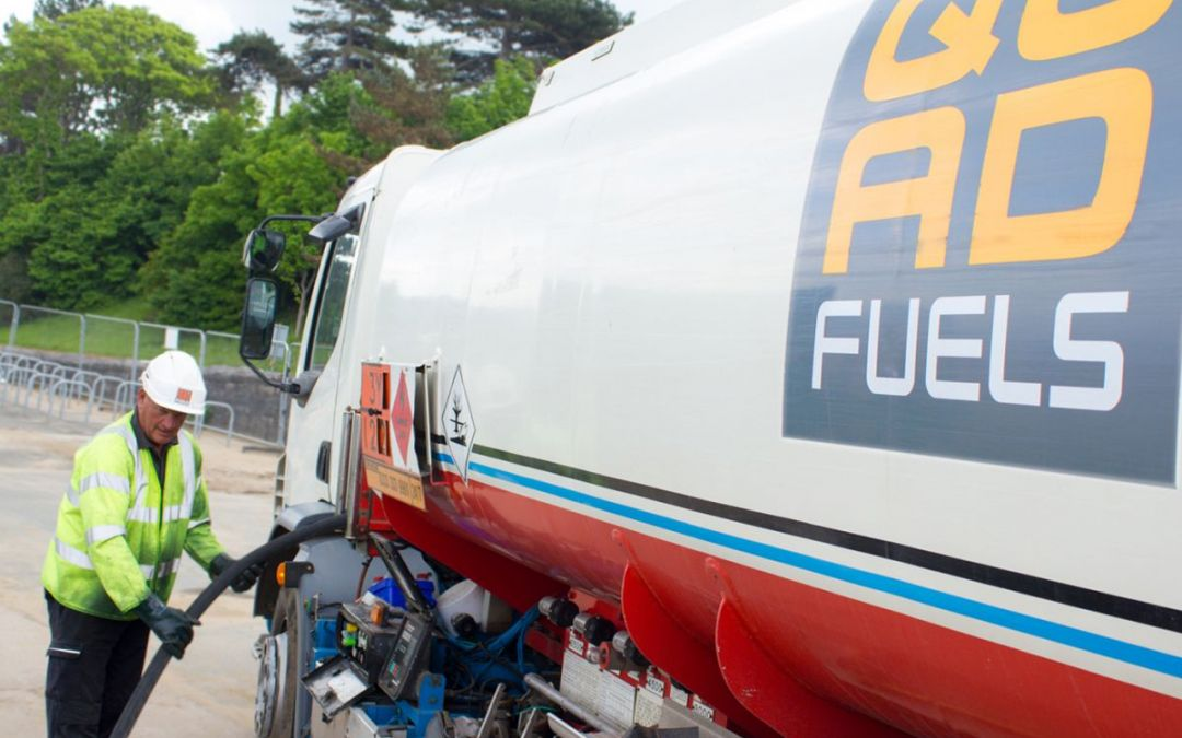 Quad Fuels Supplying Fuel to Conwy Culture Centre Project
