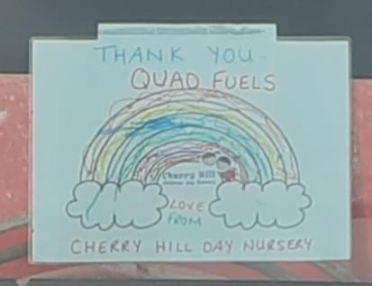 Thank you QUAD Fuels