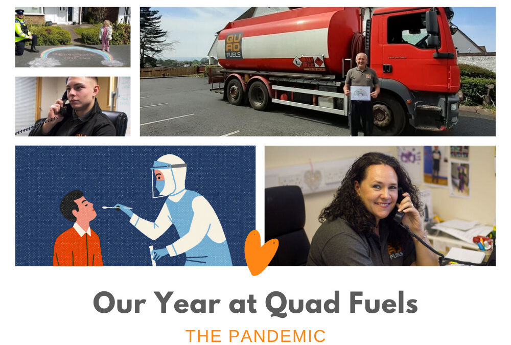 Our Year at Quad Fuels – The Pandemic